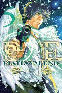 [Platinum End: Volume 5 (Product Image)]
