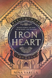 [Iron Heart (Hardcover) (Product Image)]