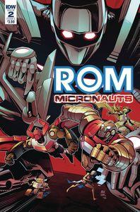 [Rom & The Micronauts #2 (Cover A Samu) (Product Image)]