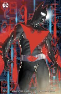 [Batman Beyond #34 (Variant Edition) (Product Image)]
