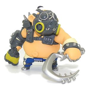 [Overwatch: Cute But Deadly Medium Figure: Roadhog (Product Image)]