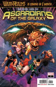 [Asgardians Of The Galaxy #7 (Product Image)]