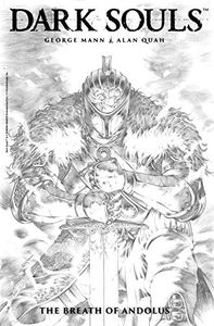 [Dark Souls: Volume 1: Breath Of Andolus: Artists Edition (Hardcover) (Product Image)]