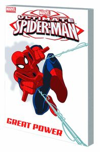 [Marvel Universe Ultimate Spider-Man: Great Power (Digest) (Product Image)]