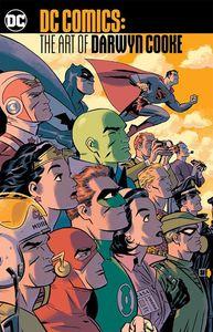 [DC Comics: The Art Of Darwyn Cooke (Product Image)]