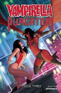[Vampirella Vs Purgatori #3 (Cover E Musabekov) (Product Image)]