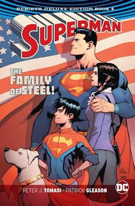 [Superman: Rebirth Deluxe Collection: Book 4 (Hardcover) (Product Image)]