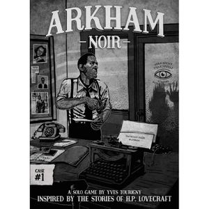 [Arkham Noir: The Witch Cult Murders (Product Image)]