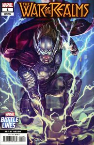 [War Of The Realms #1 (Battle Lines Variant) (Product Image)]