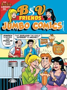 [B & V Friends: Jumbo Comics Digest #264 (Product Image)]