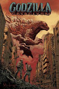 [Godzilla: Cataclysm (Product Image)]