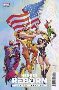 [Heroes Reborn #1 (Pacheco Squadron Supreme Variant) (Product Image)]