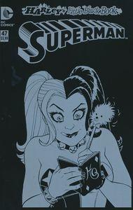 [Superman #47 (Harley's Little Black Book Lee Bermejo Variant Edition) (Product Image)]