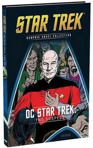 [Star Trek: Graphic Novel Collection: Volume 99: The Next Generation: Suspect (Product Image)]