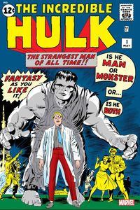 [Incredible Hulk #1 (Facsimile Edition) (Product Image)]