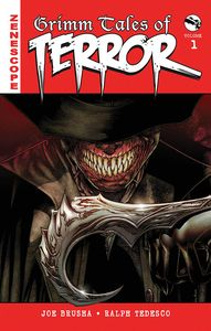 [Grimm Fairy Tales: Grimm Tales Of Terror: Volume 1 (Hardcover - 2nd Printing) (Product Image)]