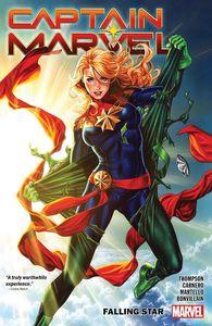 [Captain Marvel: Volume 2: Falling Star (Product Image)]
