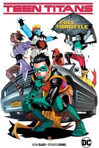 [Teen Titans: Volume 1: Full Throttle (Product Image)]
