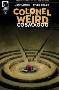 [Colonel Weird: Cosmagog #2 (Cover A Crook) (Product Image)]