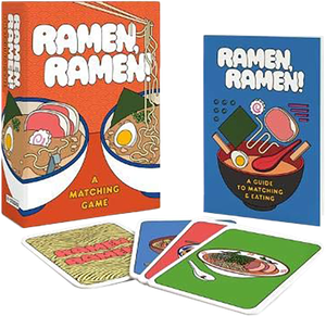 [Ramen, Ramen!: A Matching Game (Product Image)]