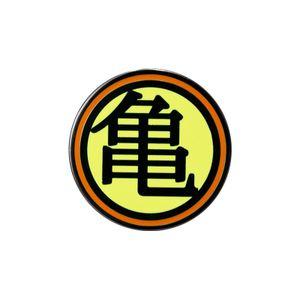 [Dragon Ball: Pin Badge: Kame Symbol (Product Image)]