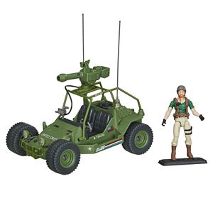[Gi Joe: Retro Vehicle Figure: A.W.E Striker (Product Image)]