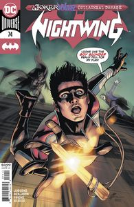 [Nightwing #74 (Joker War) (Product Image)]