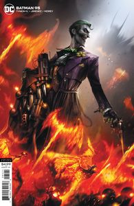 [Batman #95 (Card Stock F Mattina Variant Edition Joker War) (Product Image)]