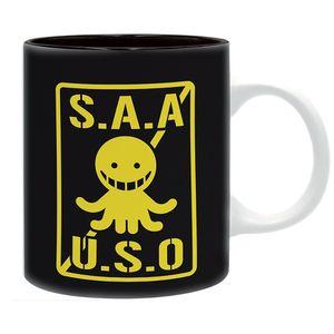 [Assassination Classroom: Mug: Saauso (Product Image)]