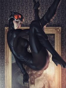 [Catwoman #9 (Variant Signed Edition) (Product Image)]