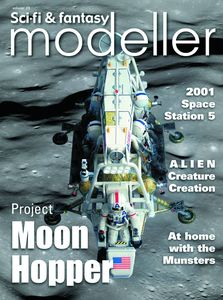 [Sci Fi & Fantasy Modeller: Volume 29 (Product Image)]