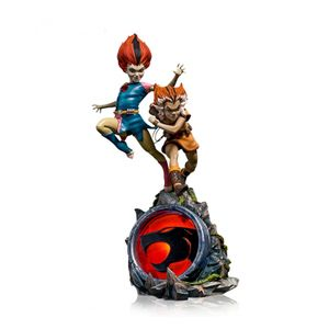 [Thundercats: Art Scale Statue: Wilykit & Wilykat (Product Image)]