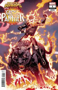 [Secret Warps: Ghost Panther: Annual #1 (Pacheco Connecting Variant) (Product Image)]