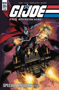 [Gi Joe: A Real American Hero #254 (Cover A Ferreira) (Product Image)]