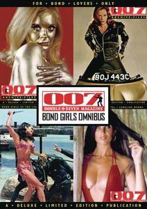[007 Magazine: Bond Girls Omnibus (Product Image)]