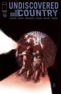 [Undiscovered Country #10 (Cover A Camuncoli) (Product Image)]