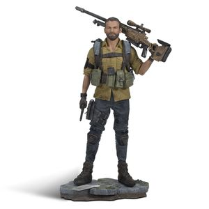 [Ubisoft: The Division 2: Statue: Brian Johnson (Product Image)]