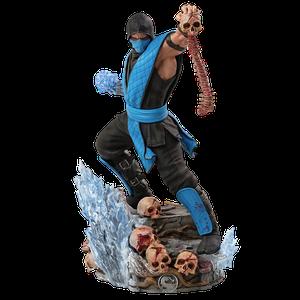 [Mortal Kombat: Art Scale Statue: Sub Zero (Product Image)]