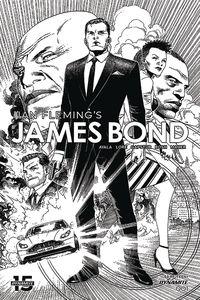 [James Bond #1 (Cheung Black & White Variant) (Product Image)]