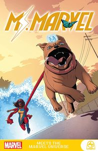 [Ms Marvel Meets The Marvel Universe (Product Image)]