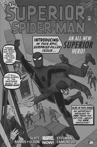 [Superior Spider-Man: Volume 1 (Dm Ditko Variant Edition - Hardcover) (Product Image)]