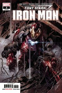[Tony Stark: Iron Man #2 (Product Image)]