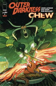 [Outer Darkness: Chew #3 (Cover A Chan) (Product Image)]
