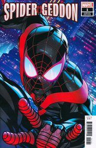 [Spider-Geddon #1 (Mckone Miles Morales Spider-Man Variant) (Product Image)]