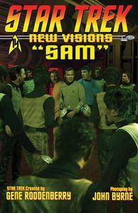 [Star Trek: New Visions: Sam (Product Image)]