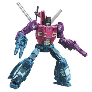 [Transformers: War For Cybertron Deluxe Action figure: Spinister (Product Image)]