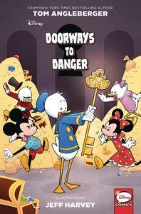 [Disneys Doorways To Danger (Product Image)]