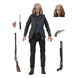 [Halloween 2018: Action Figure: Ultimate Laurie Strode (Product Image)]