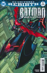 [Batman Beyond #5 (Variant Edition) (Product Image)]