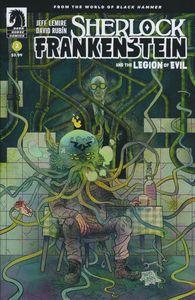 [Sherlock, Frankenstein & The Legion Of Evil #2 (Product Image)]